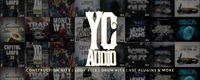 YC Audio Logo