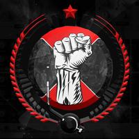 REBEL NATION AUDIO Logo