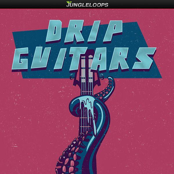 Jungle Loops Drip Guitars Royalty Free Samples R Loops